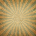 rising sun or sun ray,sun burst retro paper background Royalty Free Stock Photo