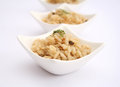 Risotto with mushrooms a fresh Stock Images