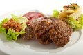 Rissoles Royalty Free Stock Photo