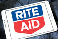 Rite Aid pharmacy logo Royalty Free Stock Photo