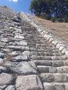 Ritual road of Hattusha Royalty Free Stock Photo