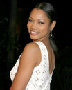 Ritz carlton garcelle beauvais nilon nbc tca press tour party pasadena hotel padadena ca january Stock Images