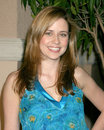 Ritz carlton jenna fischer nbc tca press tour party pasadena hotel padadena ca january Stock Image