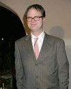Ritz carlton rainn wilson nbc tca press tour party pasadena hotel padadena ca january Royalty Free Stock Photography