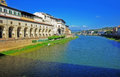 River Arno, Florence Stock Photography