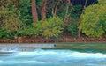 River Chute Royalty Free Stock Photo
