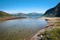 River estuary Royalty Free Stock Photo