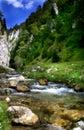Río flujo