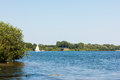 River in holland holliday nature summer holiday outdoor shot Royalty Free Stock Photo