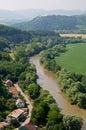 River Hron , Slovakia