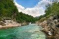 River Neretva Royalty Free Stock Photo