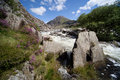 River Ogwen Royalty Free Stock Photos