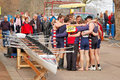 River Race Stock Photography