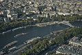 River Seine Paris France Stock Photography