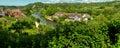 River Severn, Bridgnorth Royalty Free Stock Photo