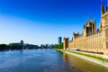 River Thames Royalty Free Stock Photo