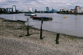 River Thames, London Royalty Free Stock Photo