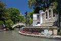 River Walk, San Antonio, Texas Royalty Free Stock Photo