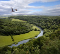The River Wye Royalty Free Stock Images