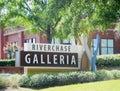 Riverchase Galleria, Birmingham, Alabama Royalty Free Stock Photo