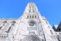 Riverside church new york city united states inter denominational in morningside heights neighborhood of upper west side Stock Photos