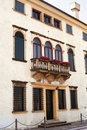 Riviera del Brenta (Veneto, Italy), Historic villa Stock Photos