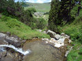 Rivulet en la montaña, Bosnia Imagen de archivo