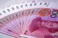 Stock Image RMB 100