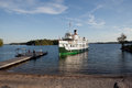 RMS Wenonah II Royalty Free Stock Photography
