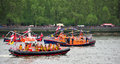 RNLI Boats Diamond Jubilee Pageant Stock Photos