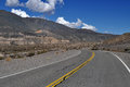 Road in the andes mountains salta province argentina Royalty Free Stock Image