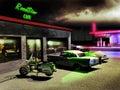 Road cafe