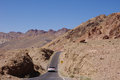 Road in death valley national park usa Stock Photography