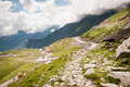 Road in mountains Royalty Free Stock Photo