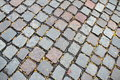 Road paving stones Stock Photography