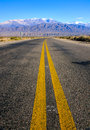 Road in the province of salta argentina Stock Images