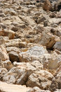 Road of stones Royalty Free Stock Photography