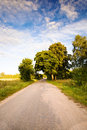 Road (summer) Royalty Free Stock Photo