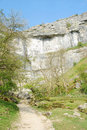 Road to Malham Cove II (North Yorkshire, UK) Royalty Free Stock Photography