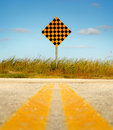 Road to Nowhere Royalty Free Stock Image