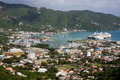 Road Town, Tortola Royalty Free Stock Photo