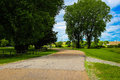 The Road Less Traveled Royalty Free Stock Photo