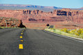 Road trip in Arizona, USA Royalty Free Stock Photo