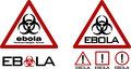 Warning Sign With Biohazard Sy...