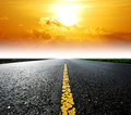 Road way background Royalty Free Stock Image