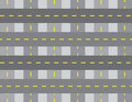 Road weaves seamless weaved background with lines Stock Photography