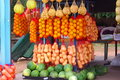 Roadside Market, Australia Royalty Free Stock Photography
