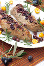 Roast Pork Tenderloin Royalty Free Stock Images