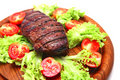 Roasted beef meat steak Royalty Free Stock Image