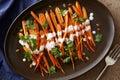 Roasted Carrots Royalty Free Stock Photo